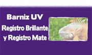 submenu B UV Registro brillante y registro mate